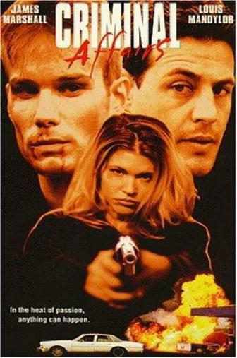 Random Movie Pick - Criminal Affairs 1998 Poster