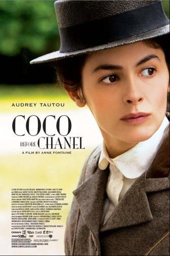 Random Movie Pick - Coco avant Chanel 2009 Poster
