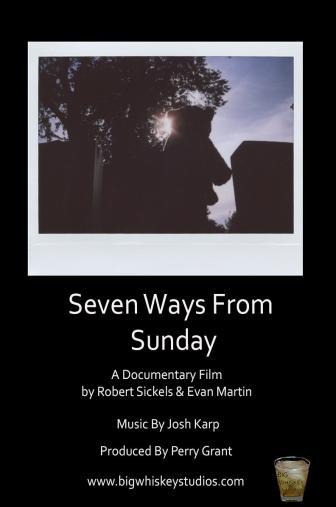Random Movie Pick - Seven Ways from Sunday 2015 Poster