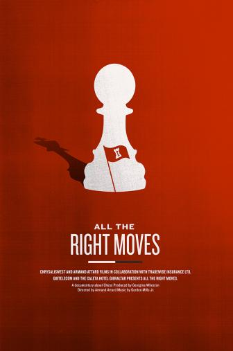 Random Movie Pick - All the Right Moves 2015 Poster