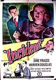 Random Movie Pick - Incident 1948 Poster